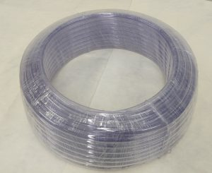 Mangueira cristal de 1/4″  rolo 50m -TRANSONI – 302020090