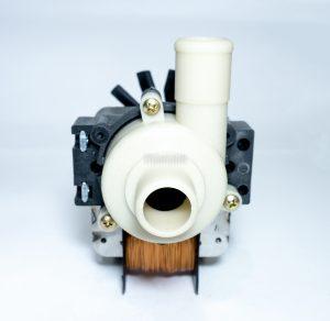 Eletrobomba compatível: Enxuta Futura /Lava-Louça Brastemp/Consul/Semmer/Antigas – 127v – TRANSONI- 50014000194