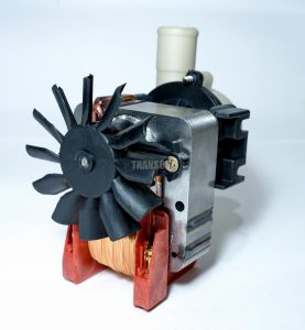 Eletrobomba compatível: Enxuta Futura /Lava-Louça Brastemp/Consul/Semmer/Antigas –  220v TRANSONI – 50014000195